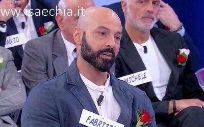Trono over - Fabrizio Cilli