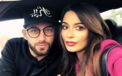 Alessia Macari e Oliver Kragl