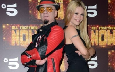 All together now - Michelle Hunziker e J-Ax