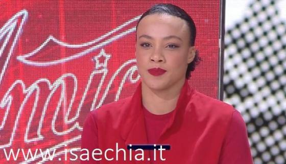 Amici 18 - Valentina Vernia