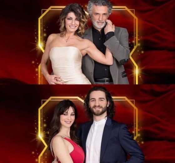 Ballando con le stelle 14 - Manuela Arcuri e Luca Favilla + Ettore Lo Verso e Samanta Togni