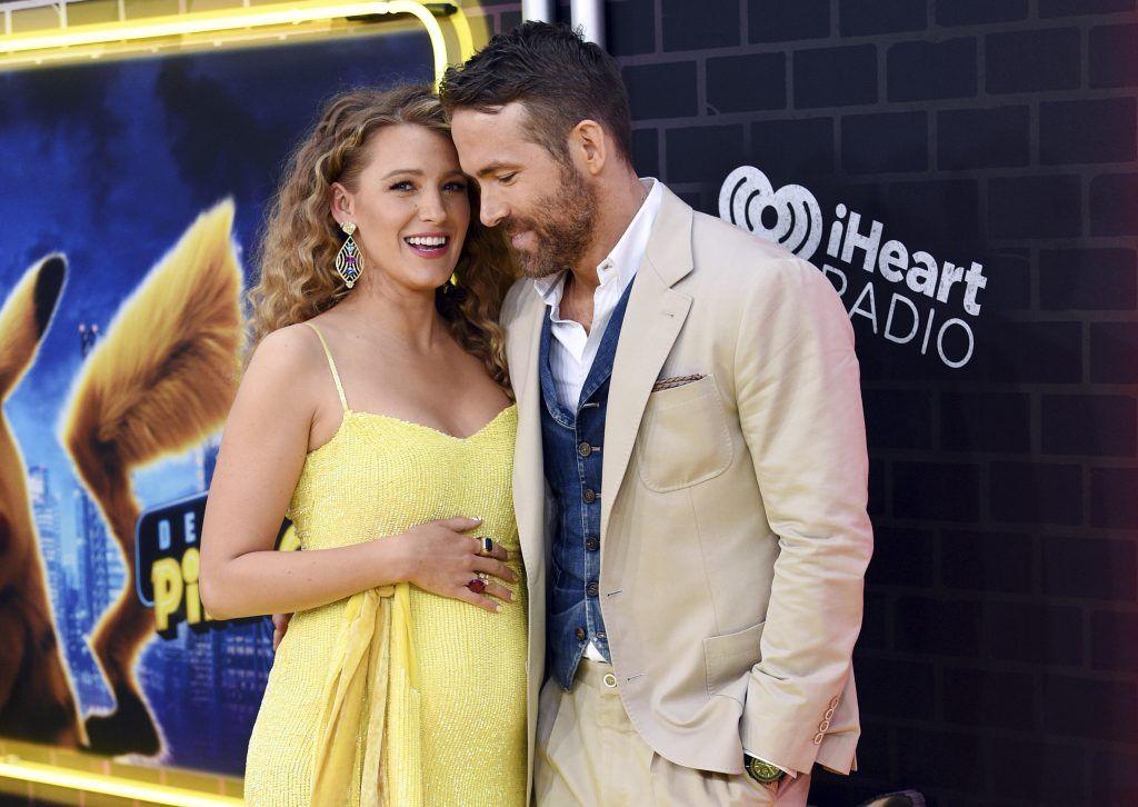 Blake Lively è incinta