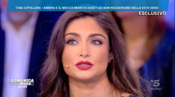 Domenica Live - Ambra Lombardo