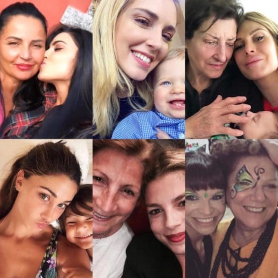 Emma Marrone - Belen Rodriguez - Teresa Langella - Chiara Ferragni - Alessandra Amoroso - Paola Caruso