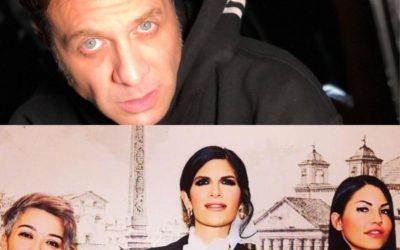 Gabriele Parpiglia + Eliana Michelazzo, Pamela Prati e Pamela Perriciolo
