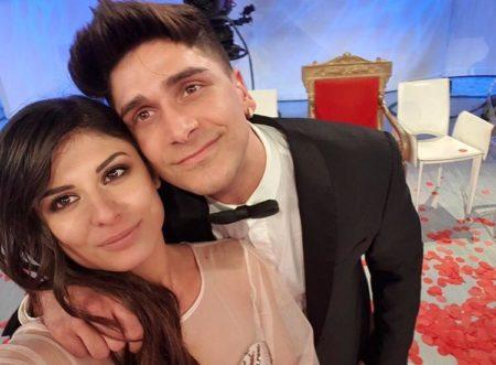 Giulia Cavaglià e Manuel Galiano