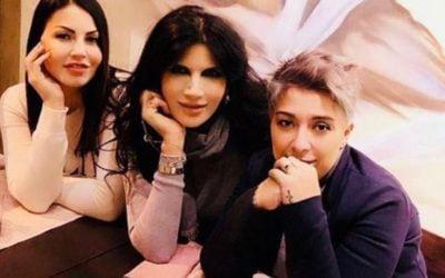 Pamela Prati, Eliana Michelazzo, Pamela Perricciolo