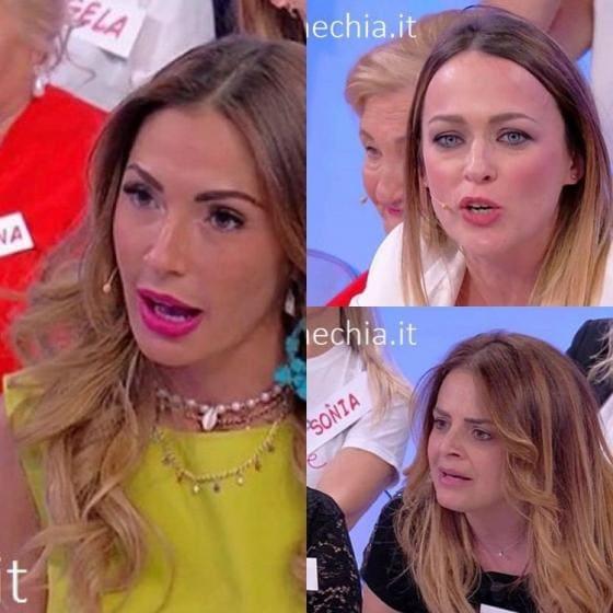 Ida Platano, Roberta Di Padua, Stefania Costa