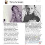 Instagram - Hunziker