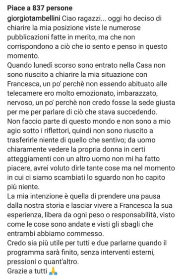 Instagram - Tambellini