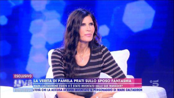 Live - Non è la D'Urso - Pamela Prati