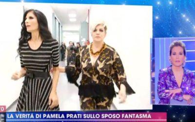 Live - Non è la d'Urso - Barbara D'Urso - Pamela Prati e Manuela Villa
