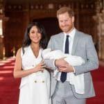 Meghan Markle, Principe Harry e Royal Baby