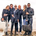 Pamela Barretta, Stefano Torrese, Caterina Corradino, Paolo Marzotto, Biagio Buonuomo e Sabrina Travaglini
