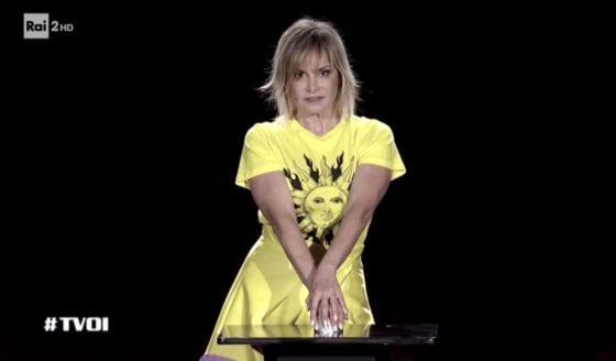 The voice of Italy - Simona Ventura