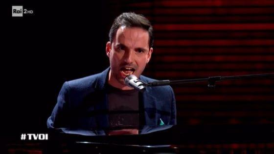 The voice of Italy - Valerio Sgargi