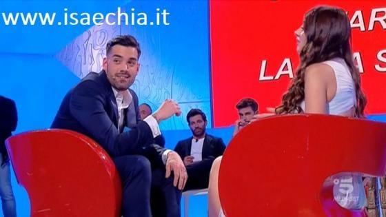 Trono classico - Angela Nasti e Alessio Campoli