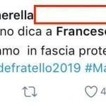 Twitter - Francesca e Gennaro
