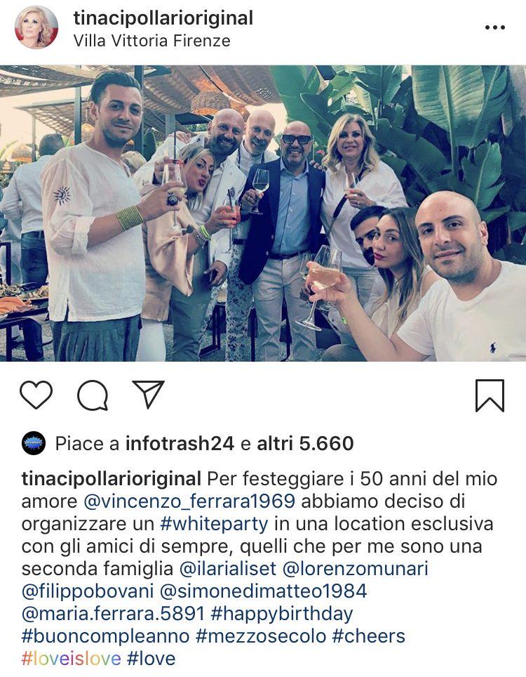 Tina Cipollari concorrente del Grande Fratello Vip 2019? Arriva la smentita