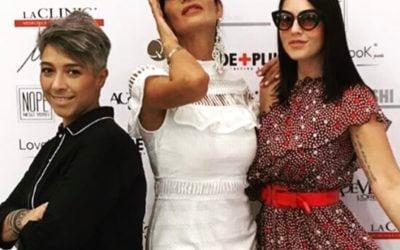 Pamela Perricciolo, Pamela Prati ed Eliana Michelazzo