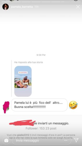 Instagram Story - Barretta