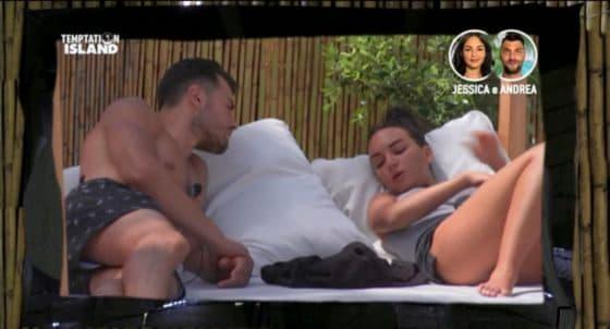 Temptation Island 6 - Jessica Battistello e Alessandro Zarino