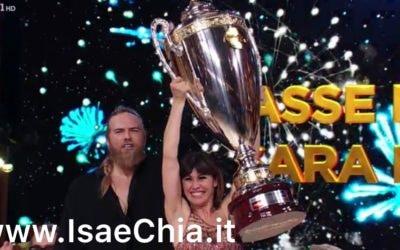 Ballando con le Stelle 14 - Lasse Matberg E Sara Di Vaira