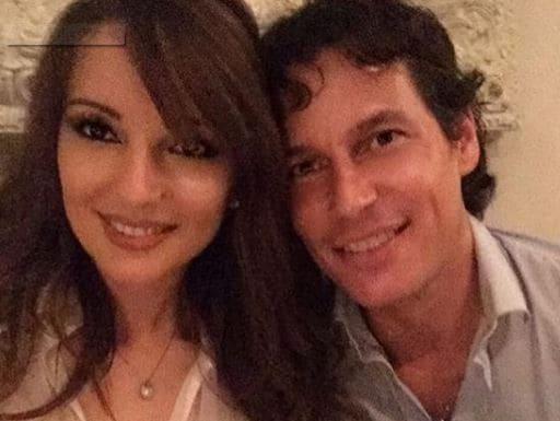 Ilaria Di Bari e Patrick Baldassari