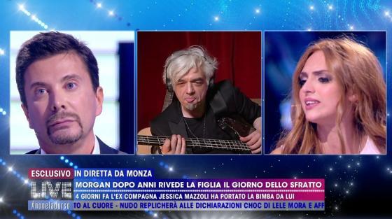 Live - Riccardo Signoretti, Morgan e Jessica Mazzoli