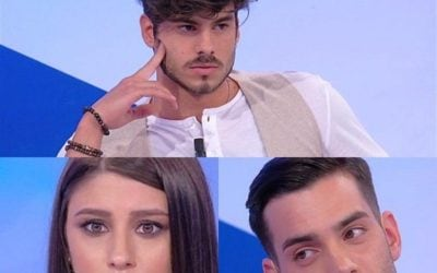 Luca Daffrè, Angela Nasti e Alessio Campoli