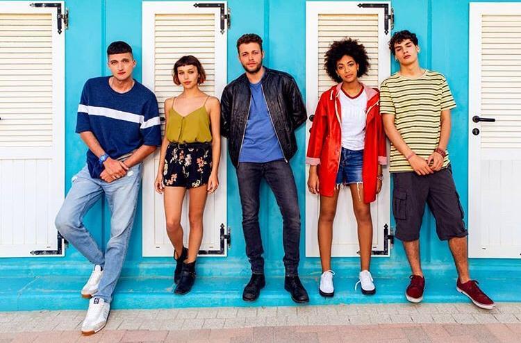 Summertime: chi saranno i protagonisti della nuova serie Netflix