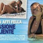 Sara Affi Fella e Francesco Fedato