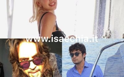 Clizia Incorvaia - Francesco Sarcina - Riccardo Scamarcio