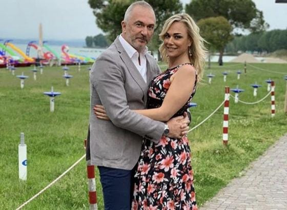 Biagio Buonomo e Caterina Corradino