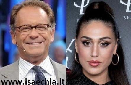 Alessandro Cecchi Paone - Cecilia Rodriguez