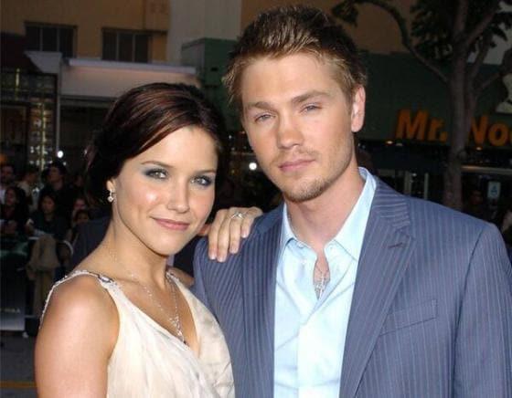 Chad Michael Murray e Sophia Bush