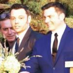 Tiziano Ferro e Victor Allen