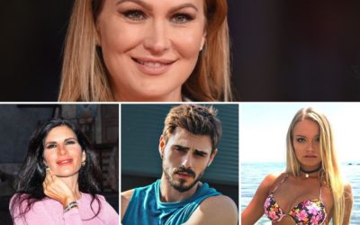 Eva Henger, Pamela Prati, Francesco Monte, Mercedesz Henger