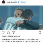 Instagram - Donnarumma