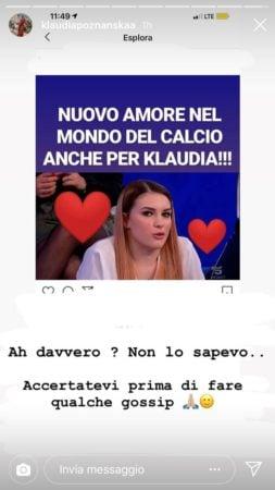 Instagram - Klaudia