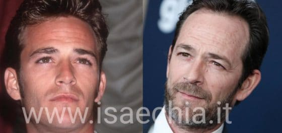 Luke Perry - Dylan McKay