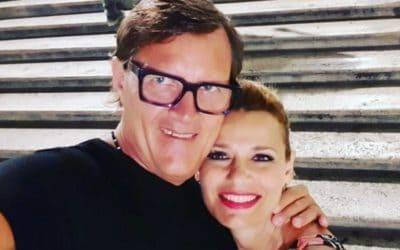Paolo Marzotto e Sabrina Travaglini