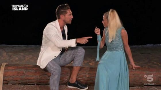 Temptation Island 6 - Katia Fanelli e Vittorio Collina