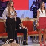 Trono Classico - Giulia Quattrociocche e Sara Tozzi