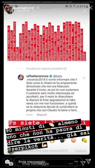 Instagram Story - Migliorini