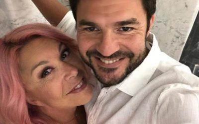 Anna Pettinelli e Stefano Macchi