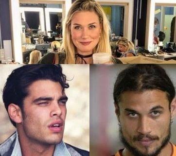 Benedetta Mazza - Stefano Sala - Dani Osvaldo
