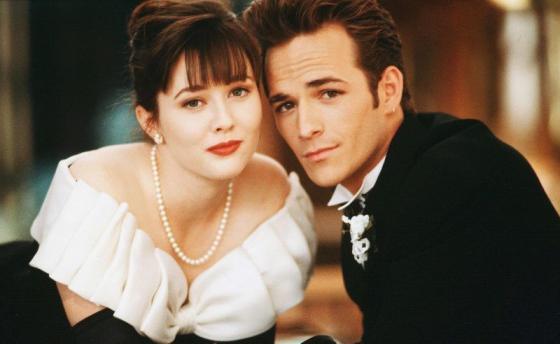 Beverly Hills 90210 - Dylan e Brenda