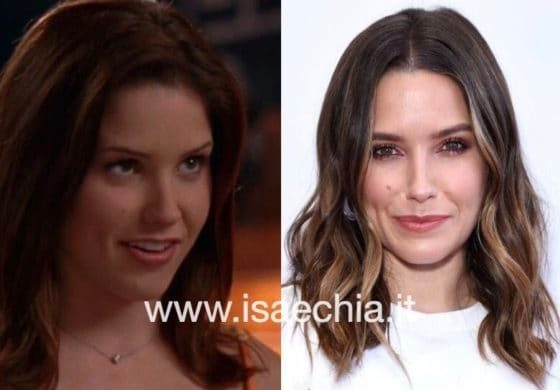 Brooke Davis - Sophia Bush