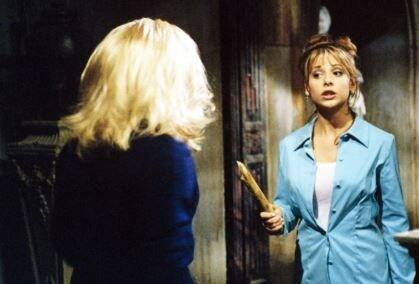 Buffy cast incontri